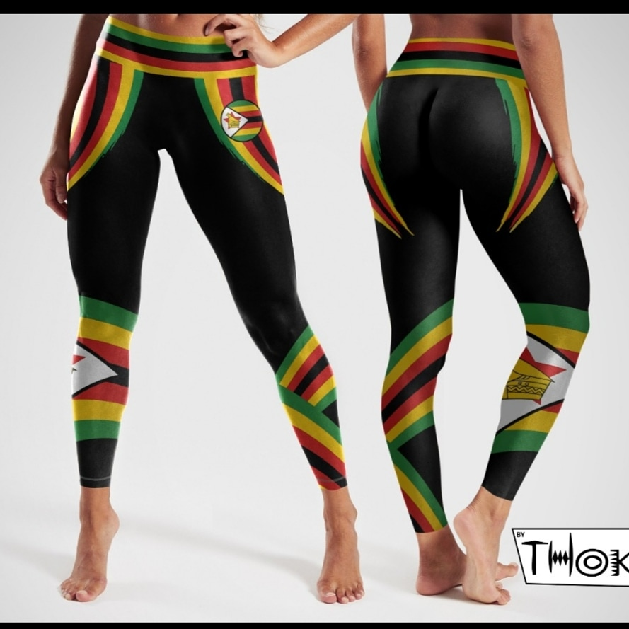 Zimbabwean tights now available in all sizes for Females & Males. Long R550 Short R500. For orders & enquiries please head over to our sister page Bythoko (FB) , pop us a message or e-mail- nanziweafrica@gmail.com or WhatsApp or call 0782172268. #Running #gym #fitness #Smart