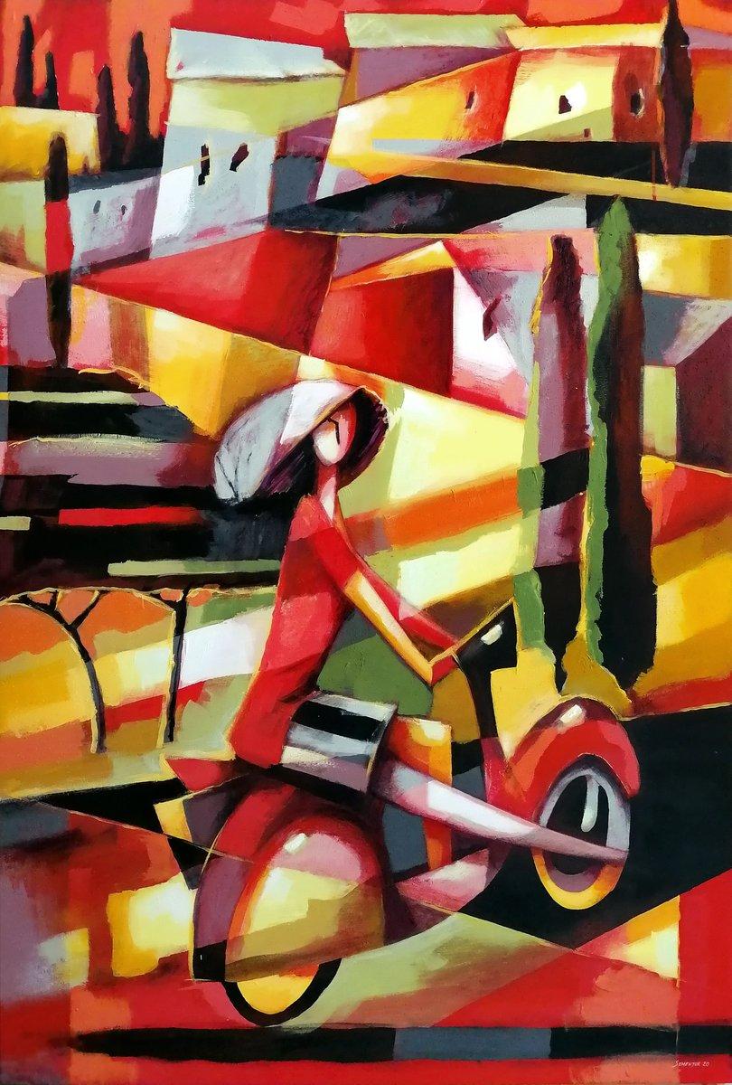 Roman holiday artforsale  #Roman #holiday #painting #oil #acrylic #canvas #artists #artwork #art #semenyuk #artsemenyuk #semenyukart #семенюк #figurative #abstract #impressionism #expressionism #contemporaryart #fineart #popart #VisualArts #artforsale