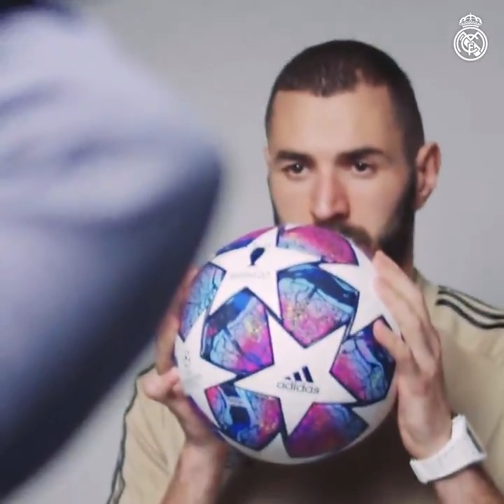 """🏆🌟 @Benzema LOVES the @ChampionsLeague! 🌟  🗣""""It means a great deal. There's something different, special about it.""""  #RMUCL 