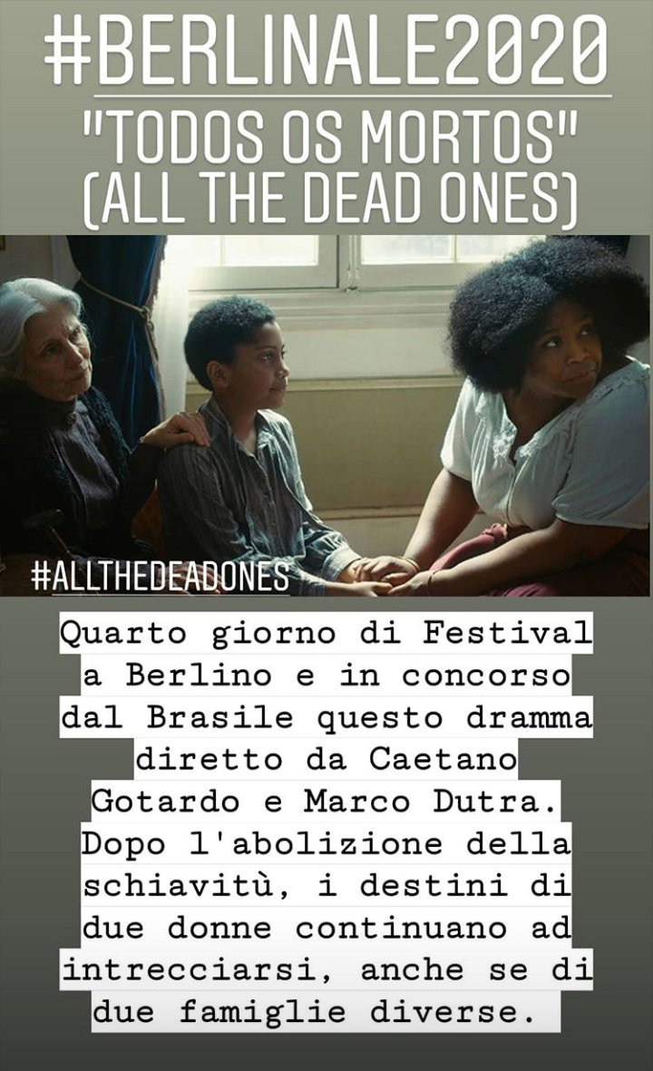 .. RT @TheCinePhilos:  ⬅️➡️ quarto giorno #Berlinale2020 #berlinale #festivaldiberlino #instagram #Cinema