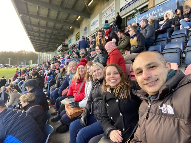 My Official Yorkshire #RedRoses Fan Squad...#ENGvCAN #ENGvFRA #ENGvIRE #ThreeOutOfThree #SHOWUP #SendHerVictorious #WomensRugbyRockspic.twitter.com/JzwCIIKBcD