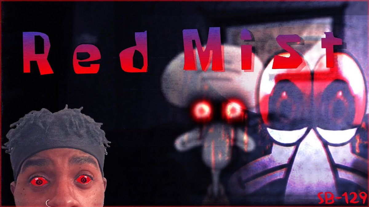 Don't miss out on the chance to see this #creepypasta game #Redmist  Playing aa police officer of bikini bottom    https://youtu.be/ke9N_54xg0A#scary #video #gamer #horror #gaming #game #indie #fear @BlazedRTs @SGH_RTs @LaZy_RTs @rt_beam @sme_rt @Pulse_Rts @CCG_RTs @CC_Rtspic.twitter.com/AZUxrrHbt0