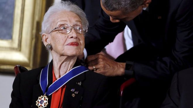 Pioneering NASA mathematician Katherine Johnson has died at the age of 101. She calculated rocket trajectories and Earth orbits for Nasa's early space missions and was portrayed in the 2016 Oscar-nominated film Hidden Figures https://buff.ly/2HNoCse