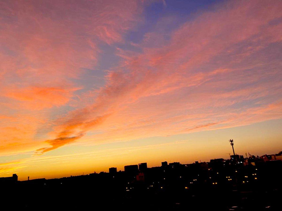 #جده_الان_عالميا #الغروب #sunset