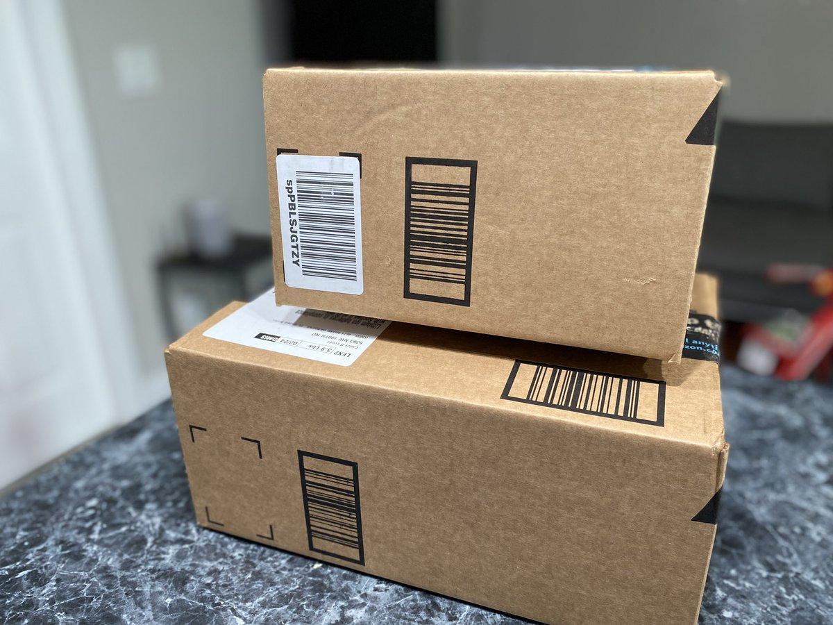 Me han enviado nuevos productos para revisar en el canal  viene videopic.twitter.com/7yyDIvrKbr