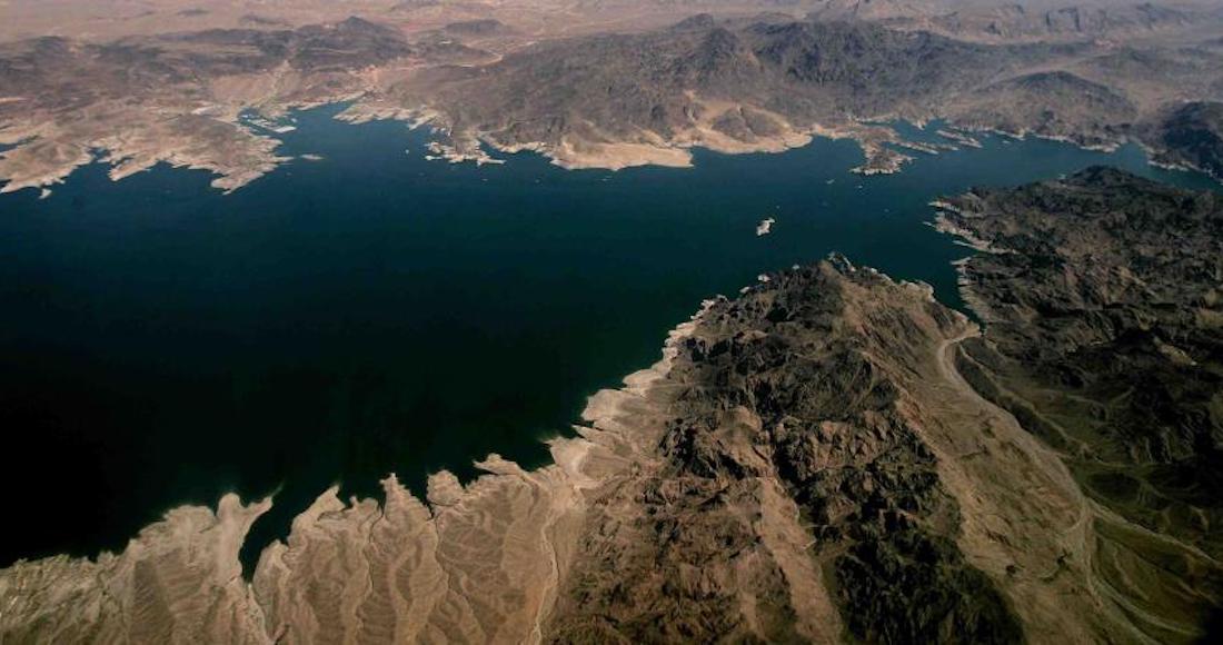 El cambio climático está secando el Río Colorado que abastece agua a millones de personas en EU