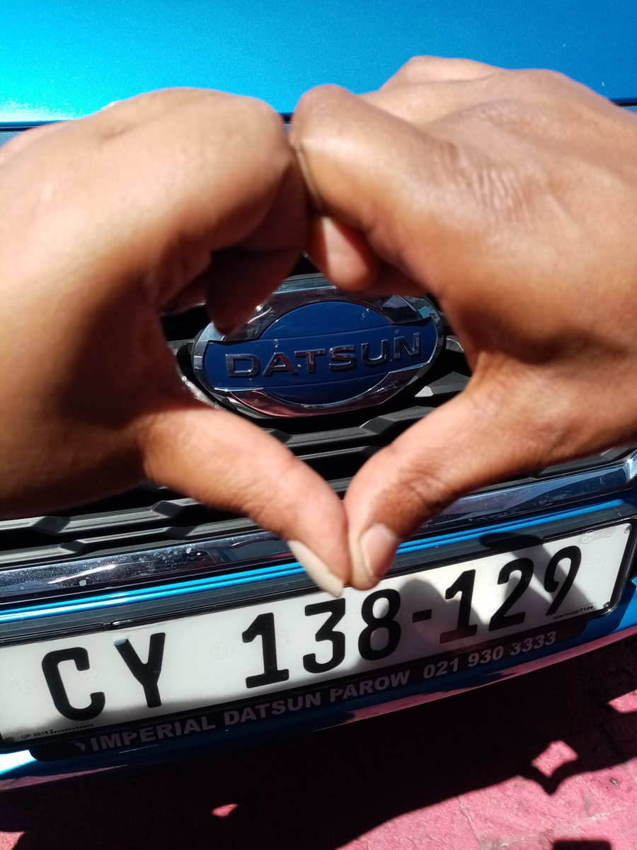 @Datsun_SA Affordable ✔ Fuel-efficient ✔ Smooth and easy to drive ✔ #RatherTakeItEasy #mytaste #perfect #ValentinesWithNobody https://t.co/0509eZ3ash
