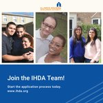 Image for the Tweet beginning: At IHDA, the work we
