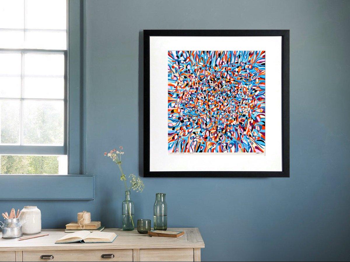 https://etsy.me/2uus3Ry  #digitalart #abstractpainting #art