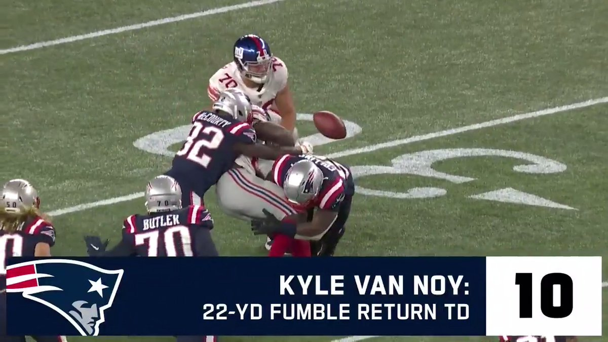 The @Patriots' 10 BEST plays of the season!