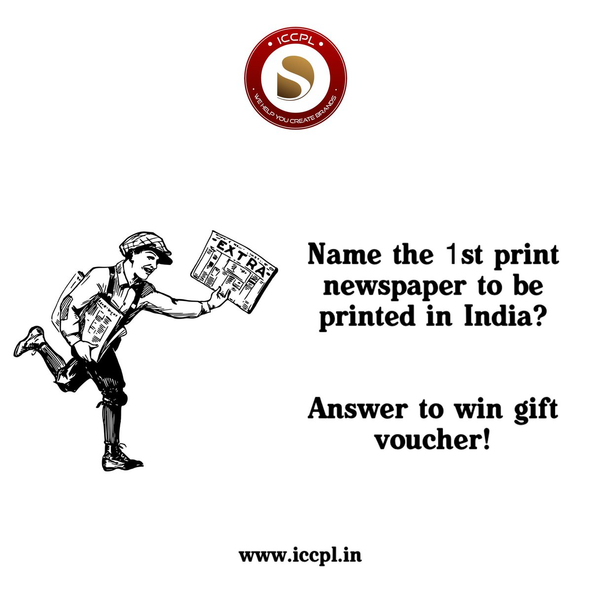 #ContestAlert  Answer a simple question & Win exciting shopping voucher!  Do's:  ✅ Answer in the below comment section  ✅ Like the Page  ✅ Tag 3 Friends  #ICCPL #Rewards