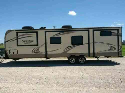 FOREST RIVER FLAGSTAFF CLASSIC SUPER LITE 36 FOOT 4 SLIDES 2018 TRAVEL TRAILER #vehicle #state #condition  http://j.mp/38VXi6T  Best Offer Available 2018 Forest