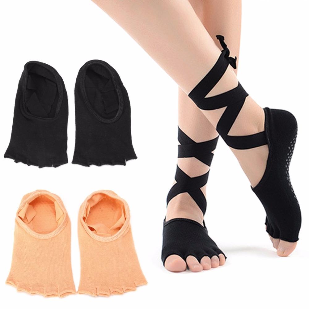 #weightlifting  #bodybuilding  Womens Half-Toe Yoga Socks with Strap  https://activesod.com/womens-half-toe-yoga-socks-with-strap/  …