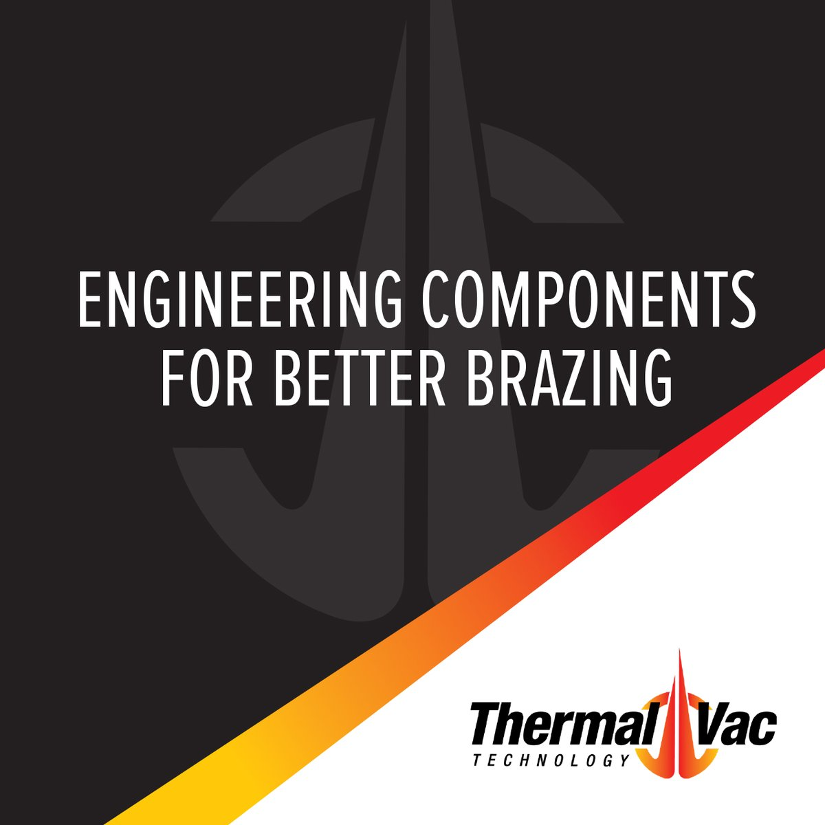 #Brazing can be studied at many different levels of granularity. How precise does it need to be? The answer depends. Even the most forgiving projects need components built to exacting standards. Learn more here: http://ow.ly/63Ri30qkpMe  #ThermalVac #aerospace #aerospaceengineering pic.twitter.com/dS4ssoaOI5