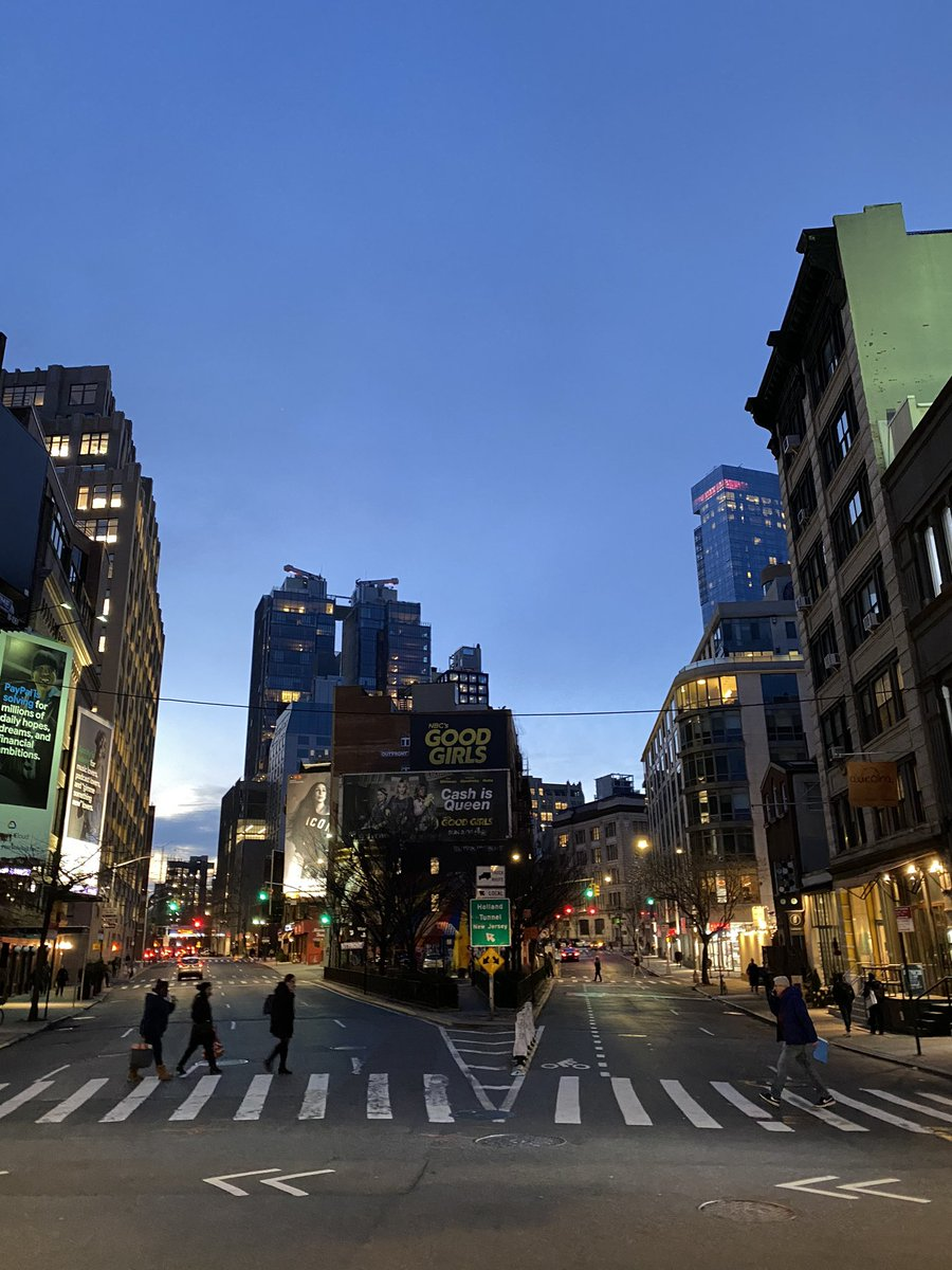 Soho Streets