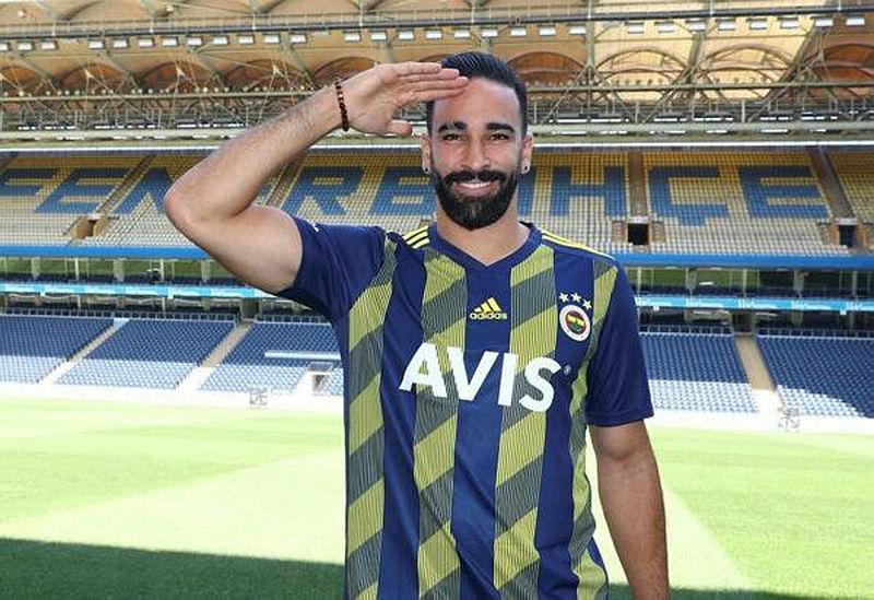 Fenerbahçe'den ayrılan Adil Rami'den veda mesajı 👇
