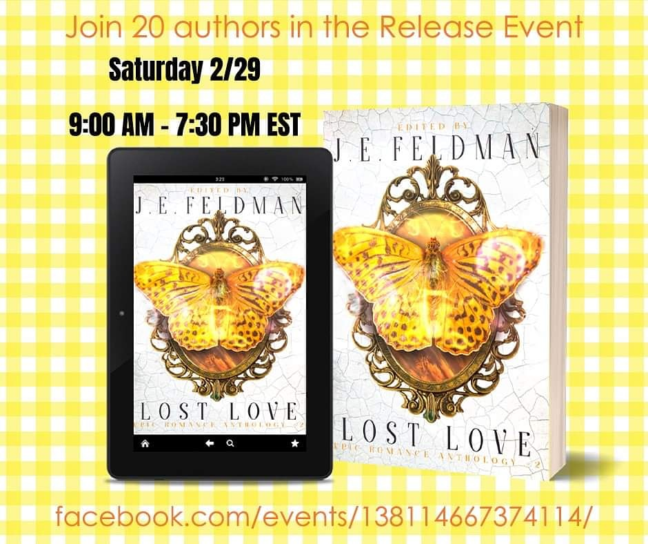 Don't forget to join the release party, Saturday 2/29 from 9:00 am to 7:30 pm EST. #NewRelease #BookBuzz #Bookshelf #reading #amreading #anthology #Reader  https://www.facebook.com/events/138114667374114/ …