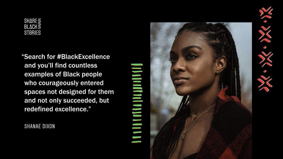 Shanae Dixon, partner solutions manager, on Black excellence: