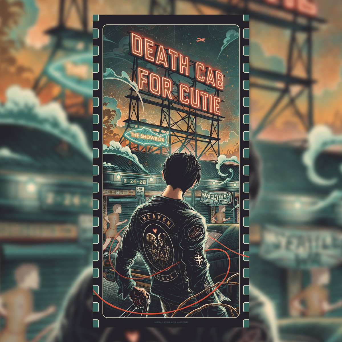 Death Cab For Cutie On Twitter Our Showbox Shows Start Tonight We Can T Wait We Ll Have These Amazing Screen Printed Posters Designed By Luke Martin And Milestsang Available For Purchase At The Shows It is regarded as one of the best free android apps as it allows users to. death cab for cutie on twitter our