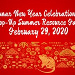 Image for the Tweet beginning: The OMI #LunarNewYear Celebration and