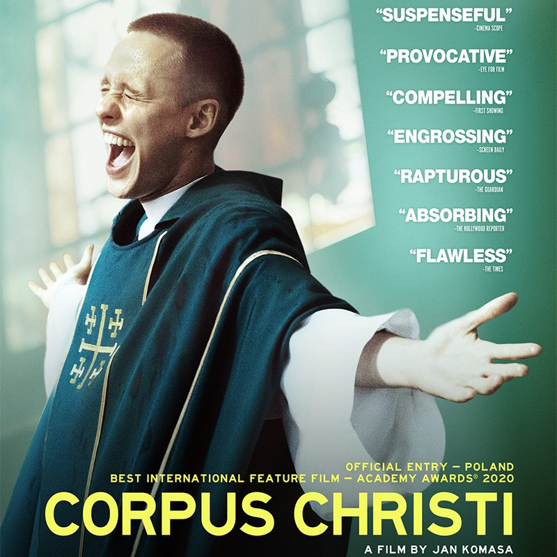 The #AcademyAward-nominated drama #CorpusChristi opens this Friday! Buy tickets here now: https://fal.cn/36JaX  @Film_Movement