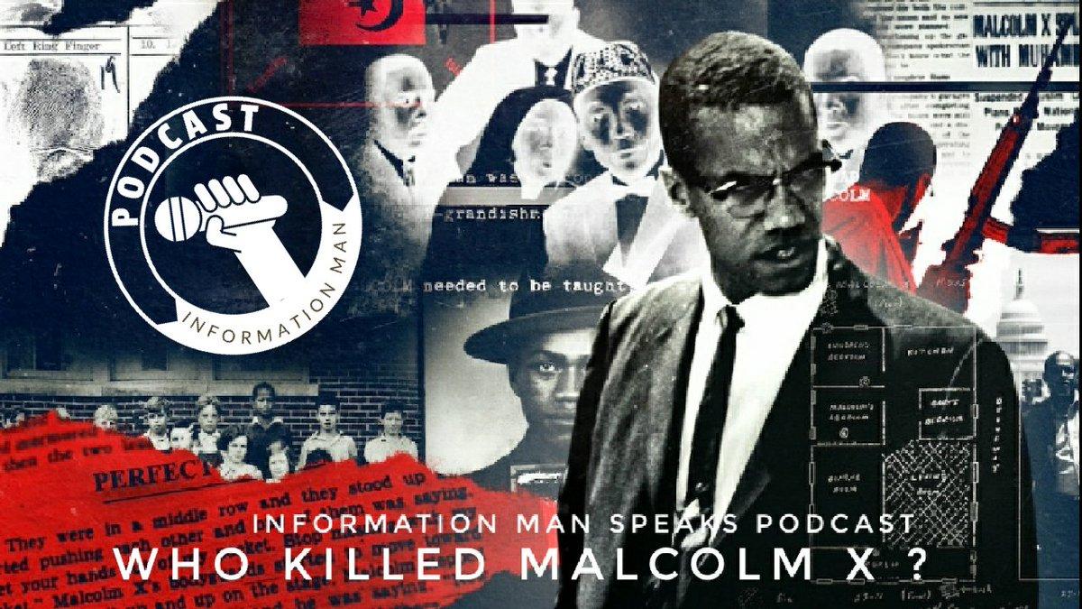 "Watch ""Who killed Malcolm X Netflix Abdur-Rahman Muhammad"" on YouTube - https://youtu.be/UZeoU8UPcO0"
