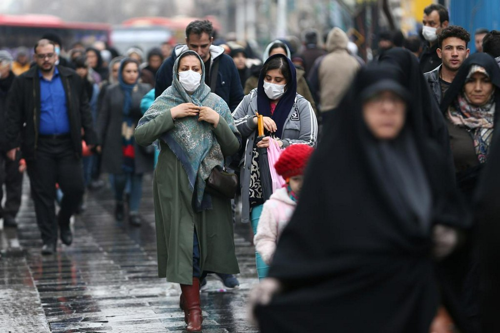 Coronavirus kills 12 in Iran, 61 infected: health ministry reut.rs/38Vs0xd