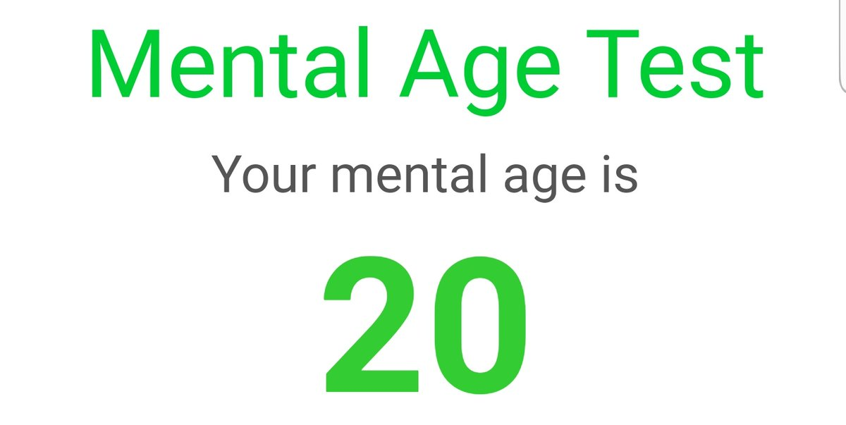 the way I'm only one year younger mentally than I actually am sjnsns