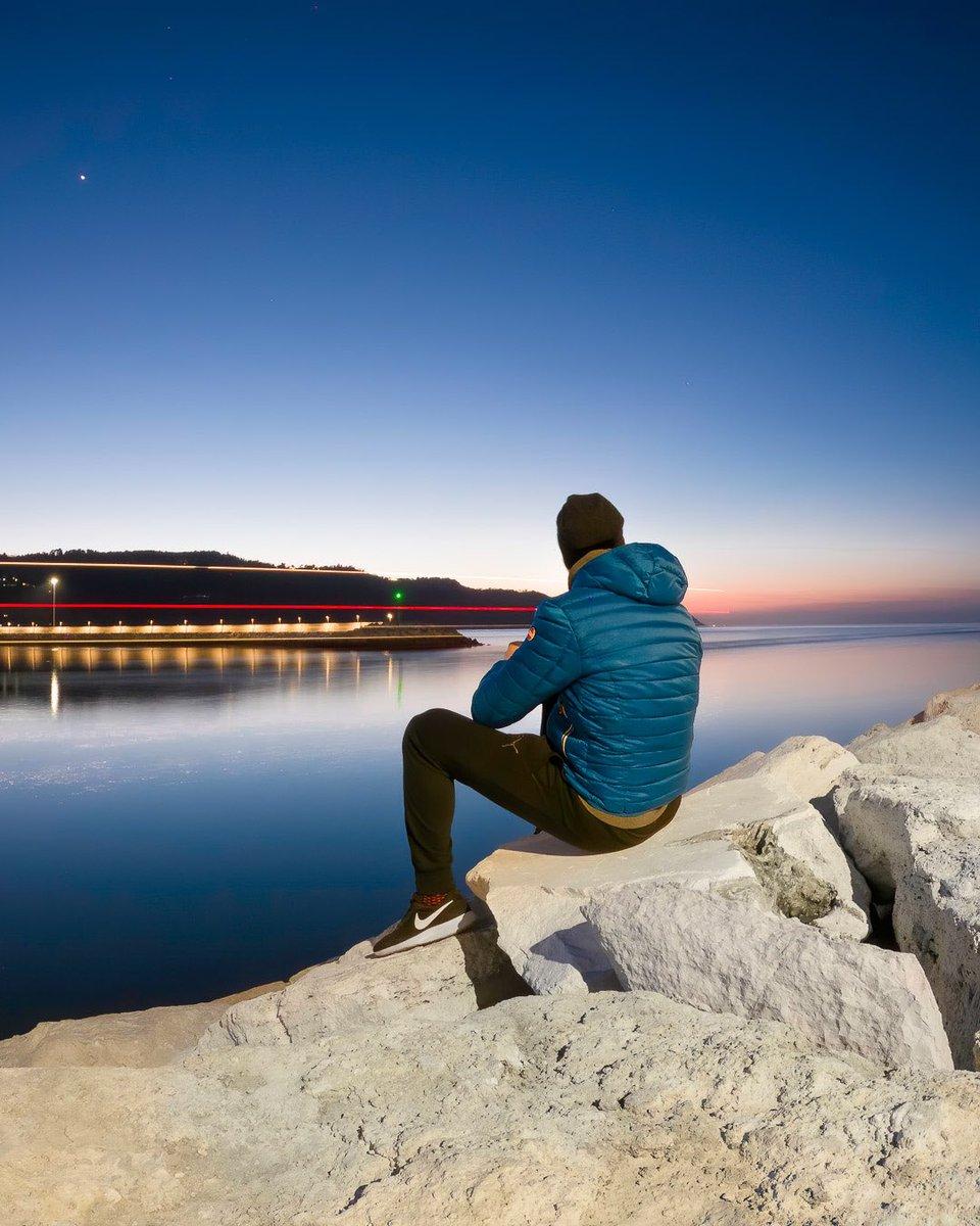 Looking the world running. @GoPro @GoProJP #gopro  #night #relax #nightphoto  Instagram: superfriz199 pic.twitter.com/nTclpPrjlb – at Porto di Pesaro