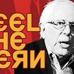 Image for the Tweet beginning: Bernie gives me HEART BERN!