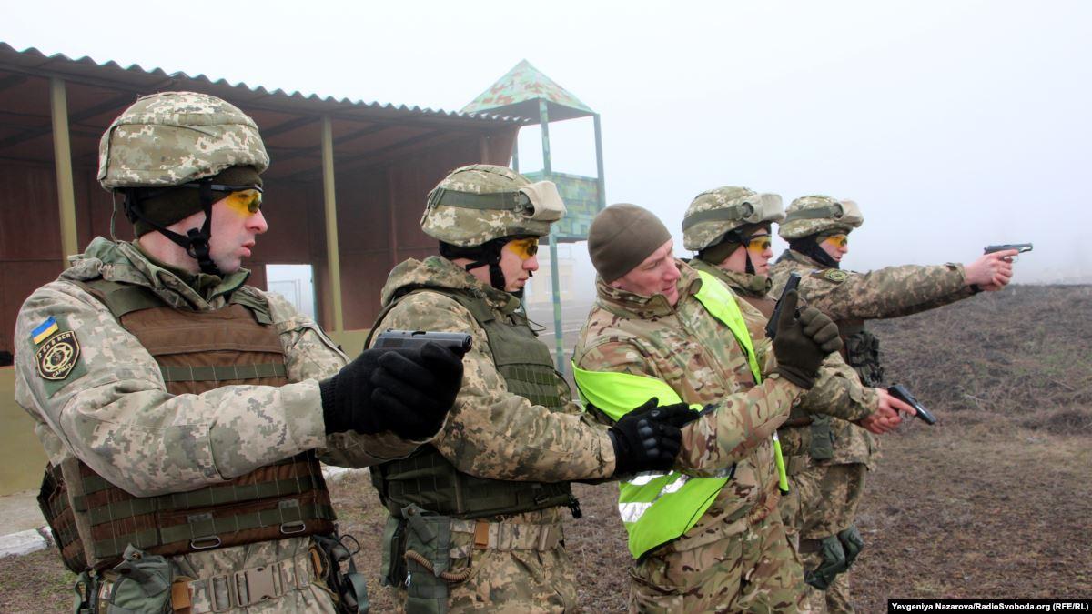 На Украине принята новая военная доктрина