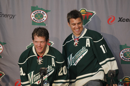 New post: From here forever to almost gone -- Zach Parise's journey with the Wild continues, at least for now, after a rumor-filled trade deadline came and passed with no trade.   http:// strib.mn/3c3Ovlt    <br>http://pic.twitter.com/1HSrbfhWNX