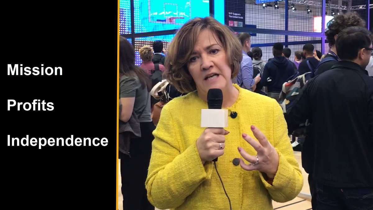 Consumers and corporations alike can effect significant change simply by being thoughtful in where they spend their dollars, pounds and euros.  SAP's @AdaireFoxMartin talks about the power of social enterprises: http://sap.to/60161myHG
