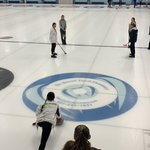 Image for the Tweet beginning: Assumption curling is on the