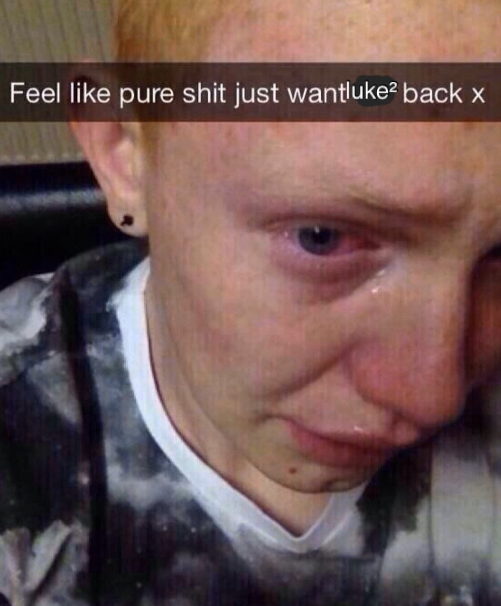 me realising i don't get to see luke² on my tv every night anymore#LoveIsland <br>http://pic.twitter.com/OFJ4bcDRNP