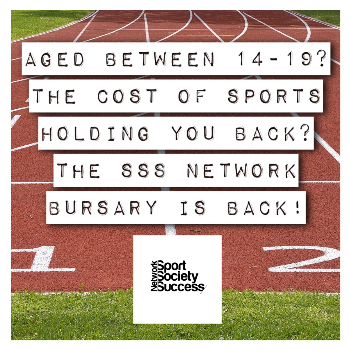 Th #sssnetwork #bursary is back! The opportunity to apply between 01.03.20-01.04.20 ... find out more here https://t.co/3Fh61KiazP  please retweet  #rt #sportsocietysuccessnetwork #sports #youthsports #helpinghand #fightforgood #sportforgood