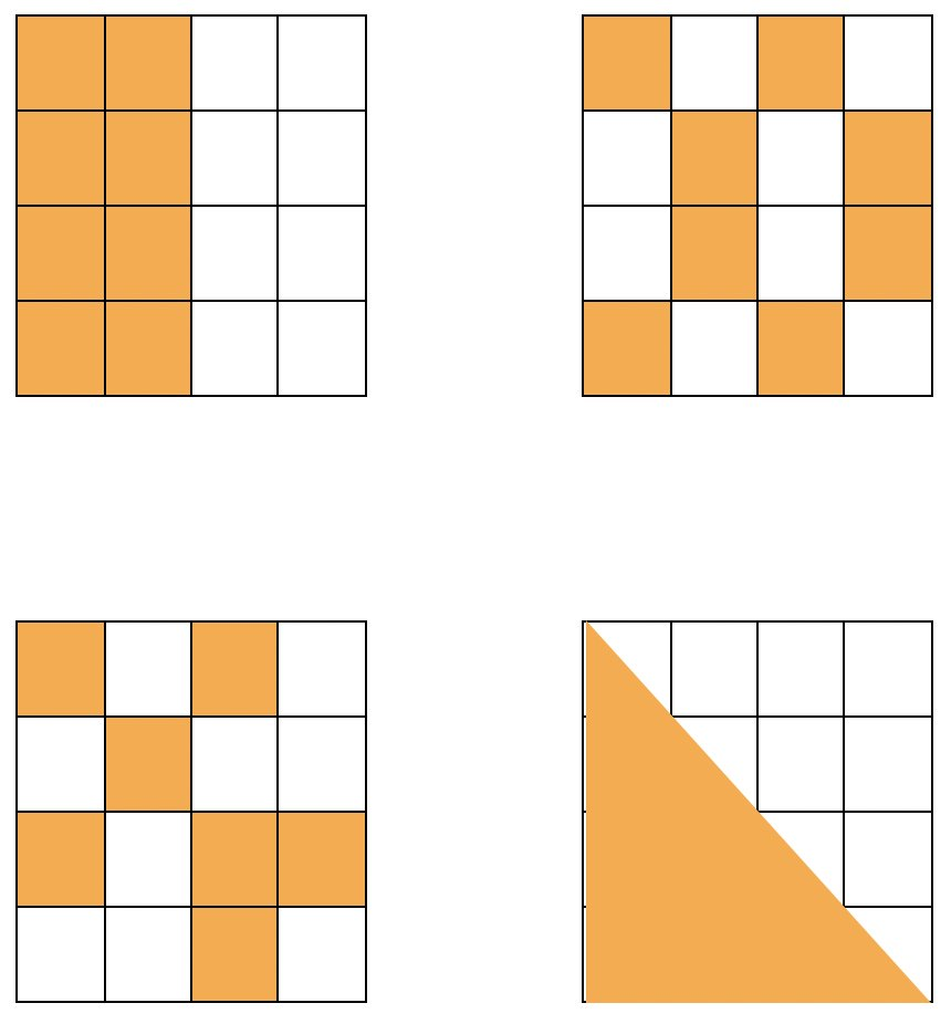 Which one doesn't belong? #fractions #WODB #iteachmath #MTBoS
