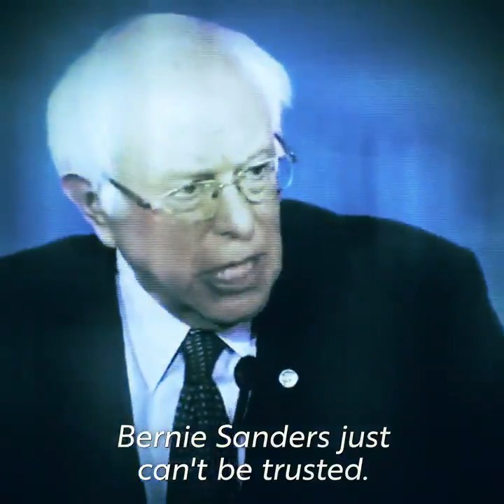 I think Barack Obama was one hell of a President. I was proud to stand alongside him every step of the way — and fought like hell to make sure he was re-elected.  Bernie Sanders can't say the same.