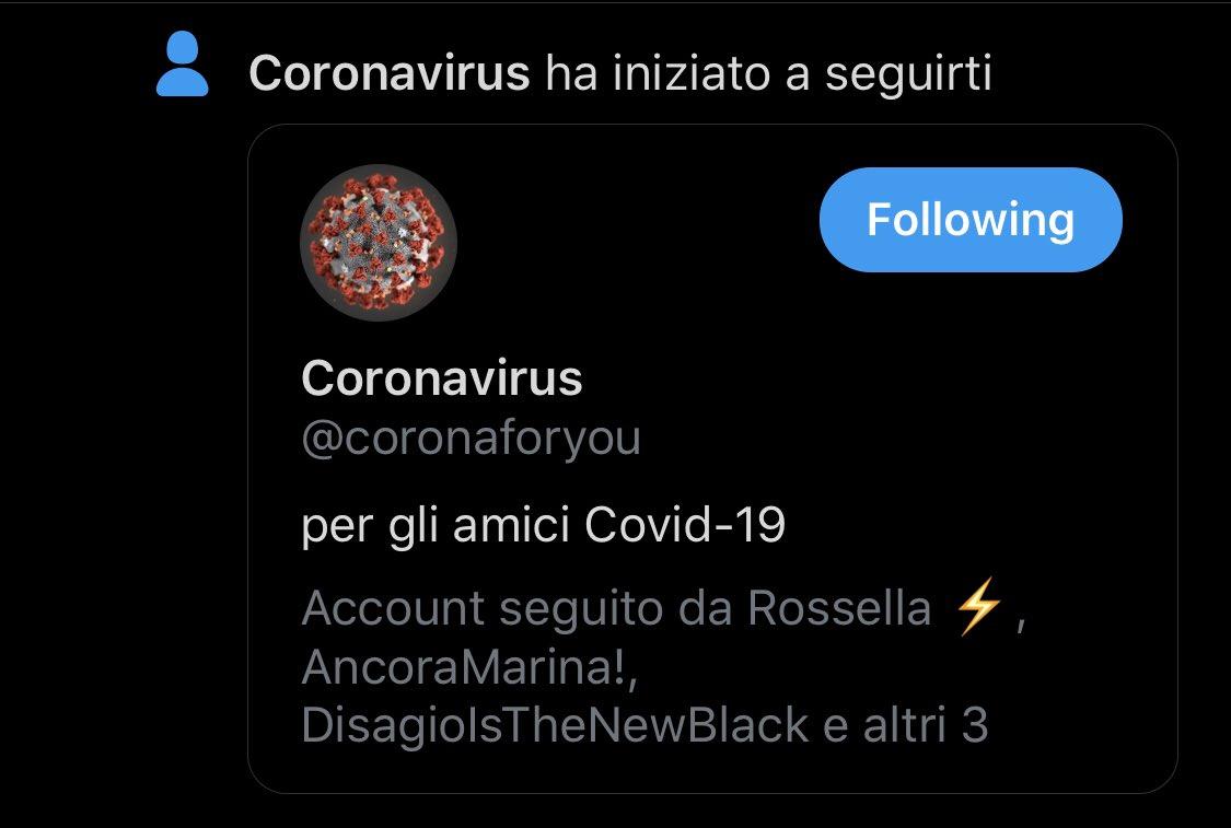 #coranavirusitalia