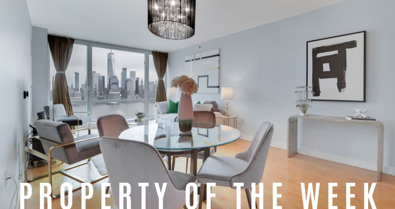This week's #POTW features this gorgeous one-bedroom, one-and-a-half bath home in #JerseyCityNJ; luxury awaits you in the largest one bedroom unit in the building...  https://www.prominentproperties.com/property-of-the-week/02/24/2020/property-of-the-week-2-2nd-street-unit-3404-jersey-city-nj-07302/…