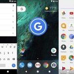 Image for the Tweet beginning: Google Pixel Launcher getting new