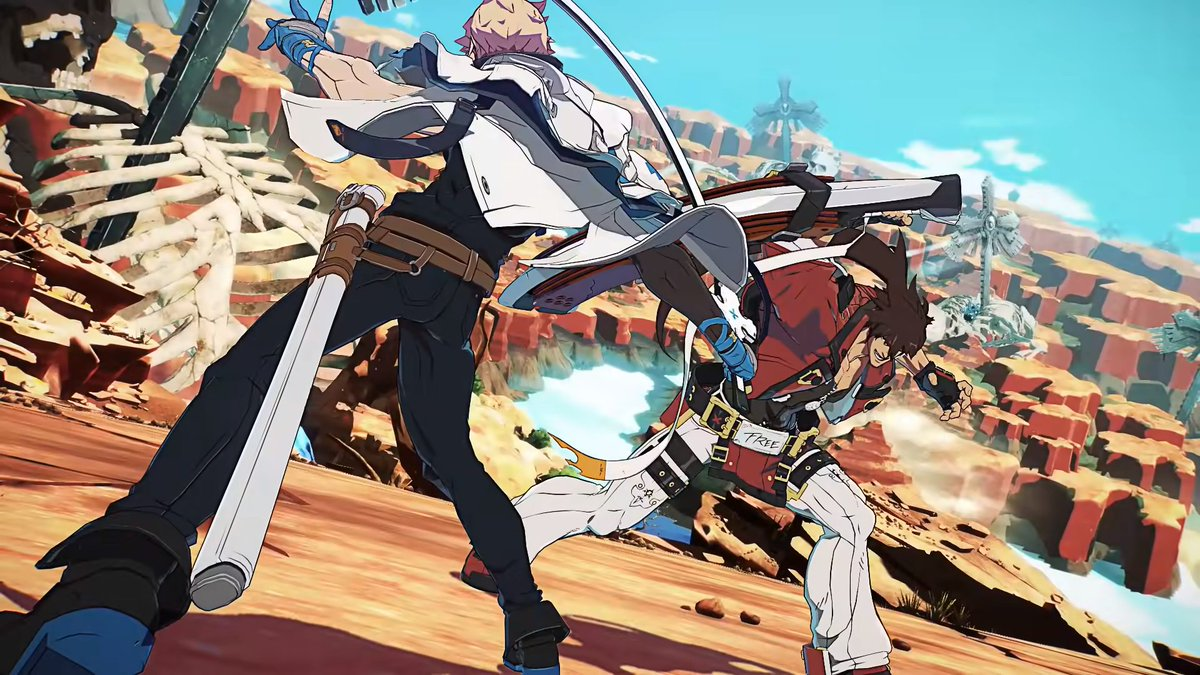 Guilty Gear Strive's director says it will be the deepest game in the series despite concerns that it's oversimplified:  http:// bit.ly/2HPl48D     <br>http://pic.twitter.com/BEZV8JavmF