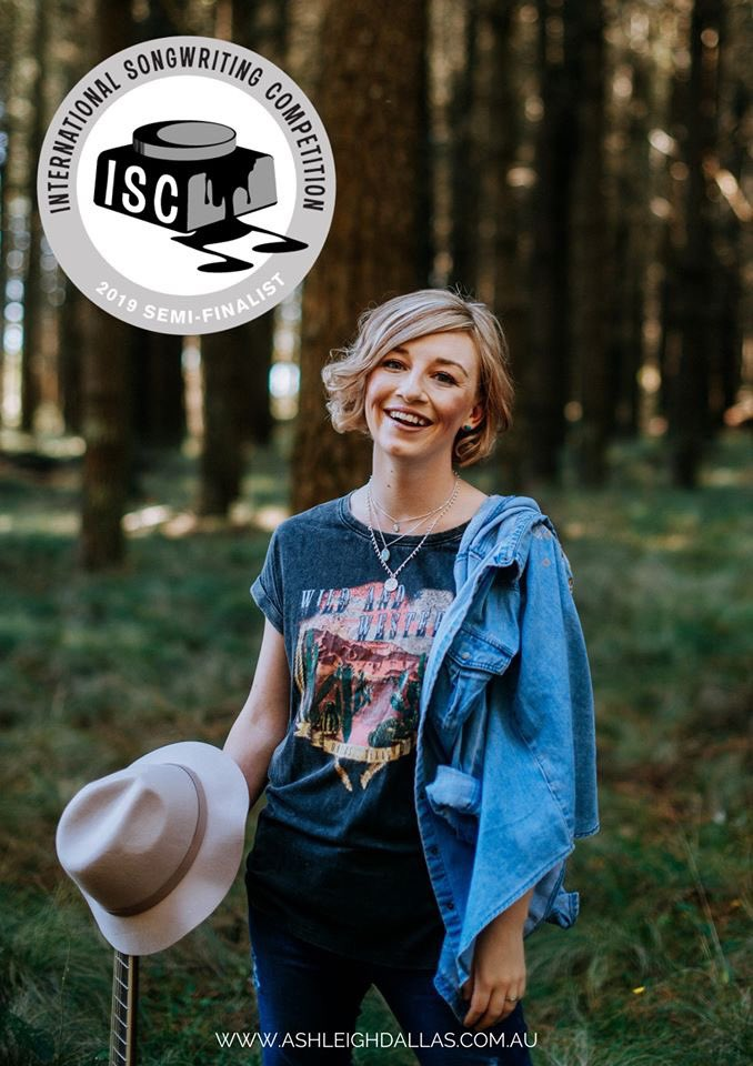 """Happy Dancing around the kitchen this morning as the News just in that my song """"Settling Down"""" is a 2019 Semi Finalist International Songwriting Competition!  #ISC2019SEMIFINALIST #AshleighDallas #CountryMusic #IndependentArtist https://t.co/KTWjXJvalb"""