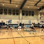 Image for the Tweet beginning: Senior girls HCAA championship action