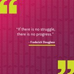 """Image for the Tweet beginning: """"Frederick Douglass inspires my passion"""