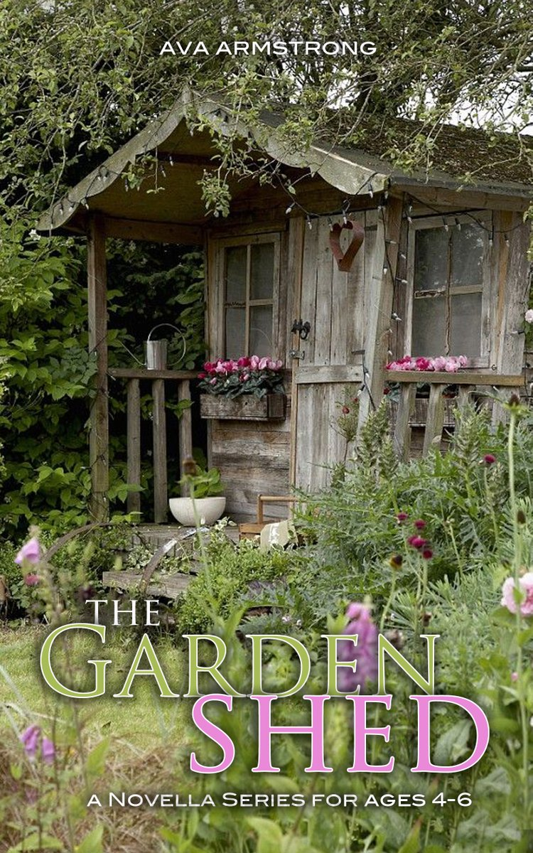 5-STARS The Garden Shed is a Fantastic beginning to a story filled with imagination and the building of a friendship. I can not wait for the next book. I will recommend to all my friends with children and I can't wait to read it to my granddaughter.
