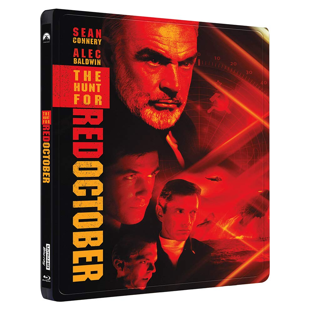 Watch my Review of The Hunt For Red October in my Weekly Shopping Guide for 02/25/20 https://youtu.be/CjGtsledwrQ  #thehuntforredoctober #movie #review #shopping #guide @ParamountMovies