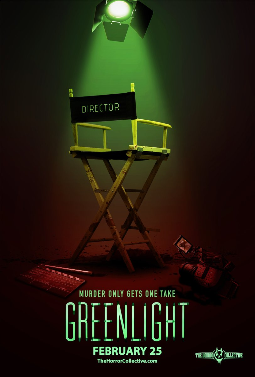 Watch my Review of Greenlight in my Weekly Shopping Guide for 02/25/20 https://youtu.be/CjGtsledwrQ  #greenlight #movie #review #shopping #guide @TheHorrorCo