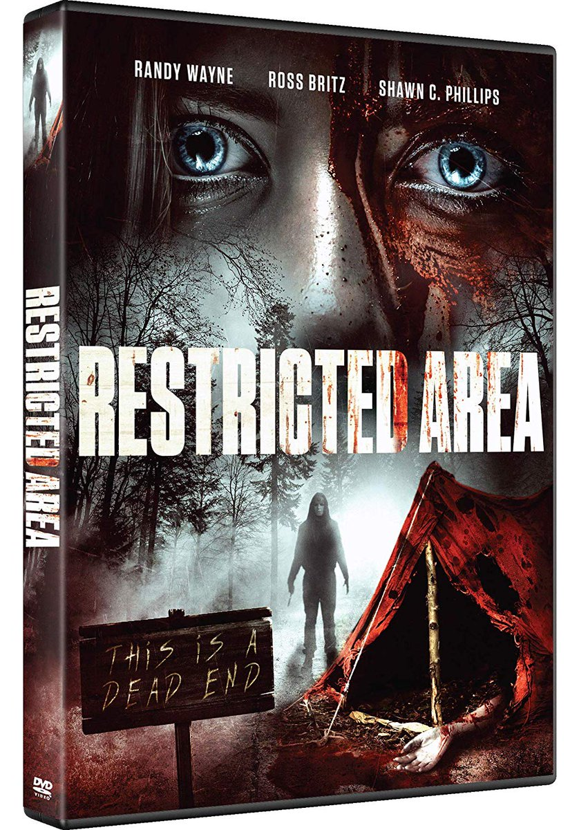 Watch my Review of Restricted Area in my Weekly Shopping for 02/25/20 https://youtu.be/CjGtsledwrQ  #restrictedarea #movie #review #shopping #guide @MillCreekEnt