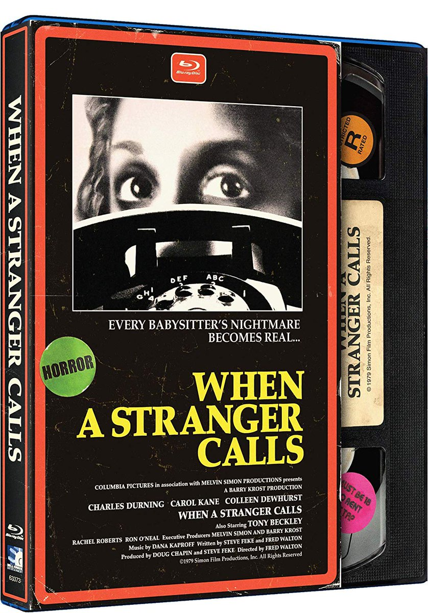 Watch my Review of When A Stranger Calls in my Weekly Shopping Guide for 02/25/20 https://youtu.be/CjGtsledwrQ  #whenastrangercalls #movie #review #shopping #guide @MillCreekEnt